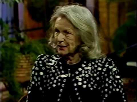 Geraldine FitzgeraldArlene Francis  and , 1985 TV