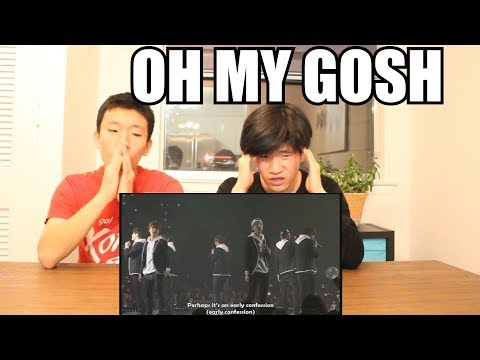 BTS - BORN SINGER LIVE REACTION [ONE OF THEIR BEST SONGS!!!]
