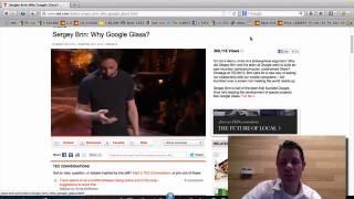 Sergey Brin Why Google Glasses