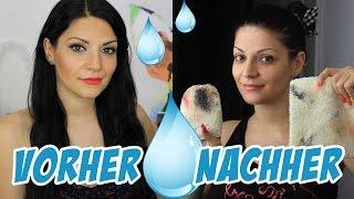 Abschminken ohne Chemie - Glov Abschmink Handschuh