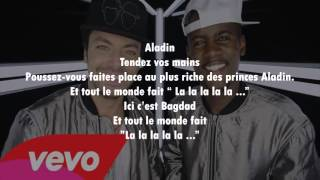 Black M  - Le prince Aladin ft  Kev Adams - Paroles