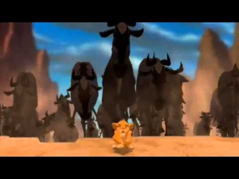 The Lion King Animated Musical Trailer