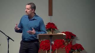 A Family Testimony - Pastor Mike Bonser - Luke 1