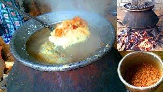 Mutton Dum Biryani | Amazing Hyderabadi Mutton Dum Biryani | Spicy Goat Biryani Cooking