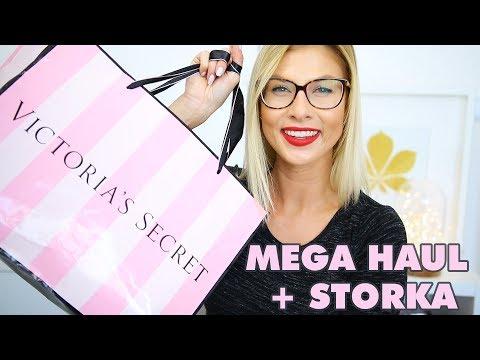 Victoria's secret haul + story | Lenka