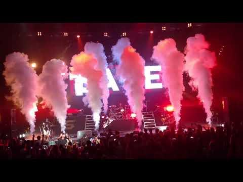 Hero - Skillet San Diego State Viejas Arena 10/19/2017