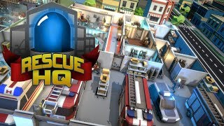 Symulator centrum ratowniczego - Rescue HQ - The Tycoon / 22.05.2019 (#6)