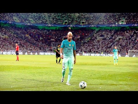 Neymar Jr. ● MASTERPIECE  ► 2016-2017 Insane Tricks , Skills & Goals ||HD||