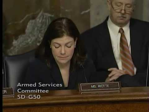 Senator Ayotte Questions Gen. Kelly About Detainees & Female Guards At Guantanamo Bay