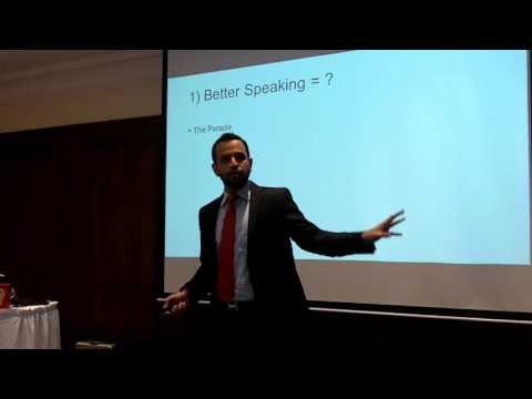 Tri Workshop- Part 1 with TM Asrar Merchant - Communication