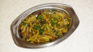 Tindora or Giloda nu Shaak -Ivy Gourd recipe - Gujarati Cuisine Recipes by Bhavna