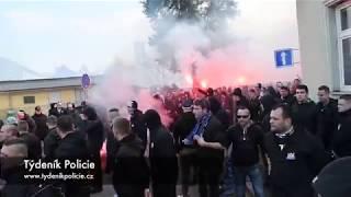 BEZPEČNOSTNÍ OPATŘENÍ - SFC OPAVA x BANÍK OSTRAVA