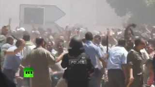RAW: 2 die as hundreds flee from Libya