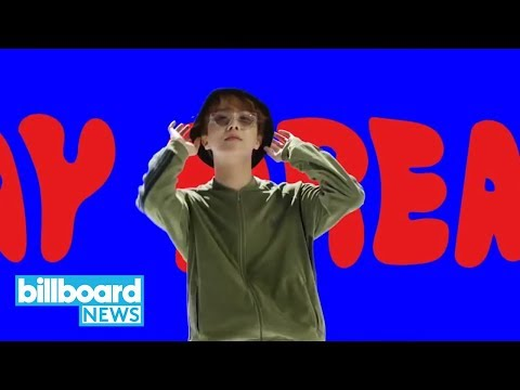 BTS' J-Hope Enters the Billboard 200, Earns Highest Entry for a Solo K-Pop Act | Billboard News