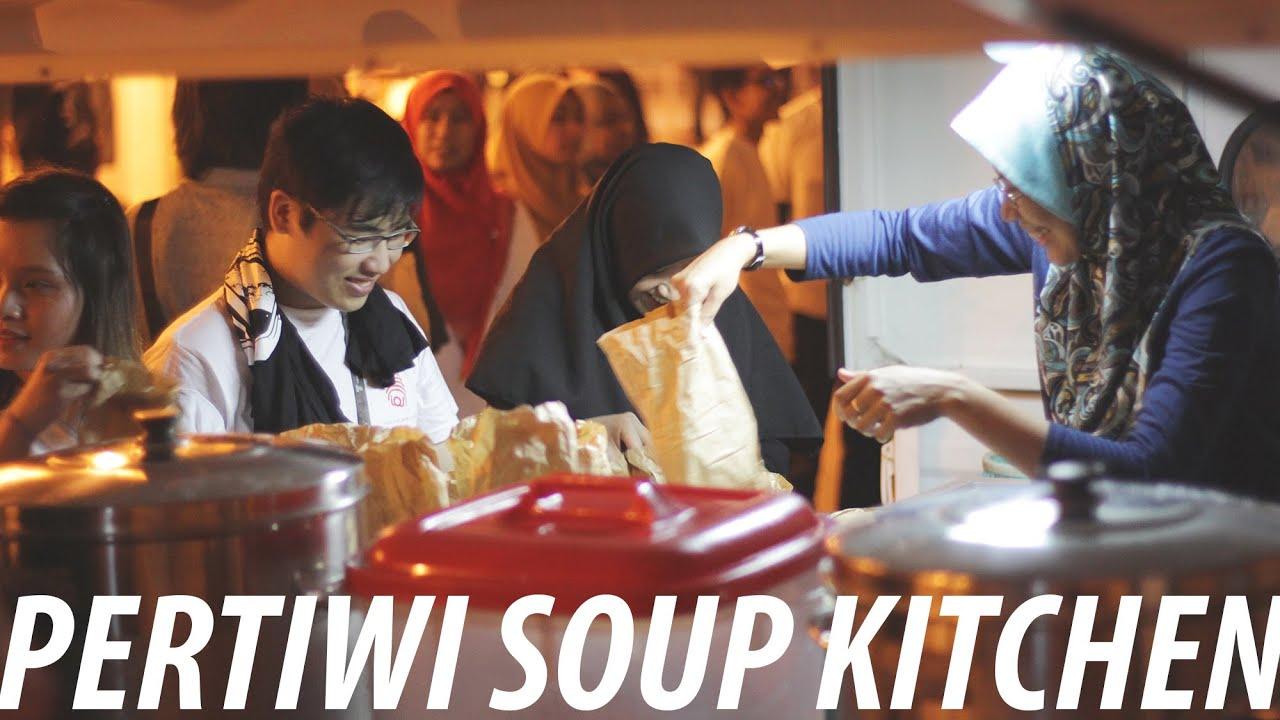 PERTIWI Soup Kitchen   YouTube