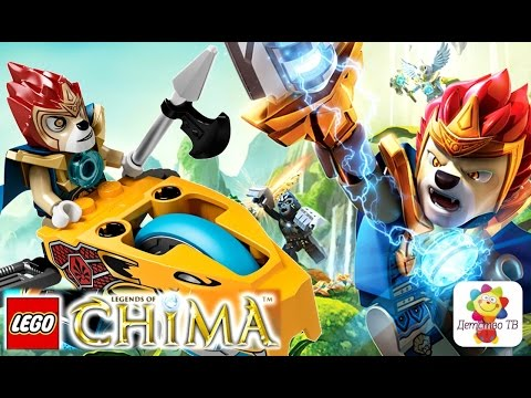 Игра Лего Гонки Чима онлайн Lego Racing Cheema