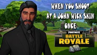 WHEN YOU SHOOT AT A JOHN WICK SKIN ONCE | DESI FORTNITERS | FORTNITE BATTLE ROYALE!!