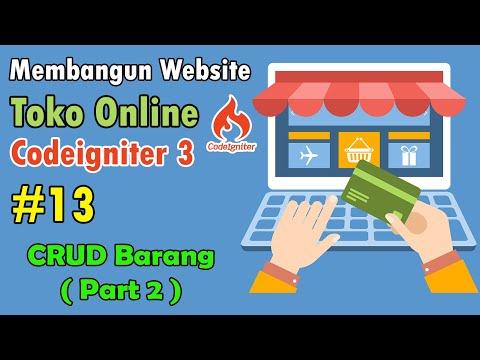 13-toko-online-codeigniter---crud-barang-(part-2)