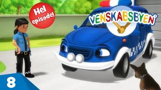 """Venskabsbyen - Episode 8 """"Bjørn taber forbindingerne"""""""