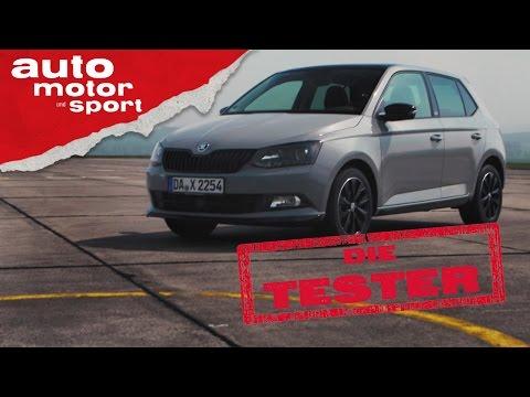 Skoda Fabia: Kleiner Hingucker - Die Tester | auto motor und sport