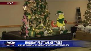 Holiday Festival of Trees 2018