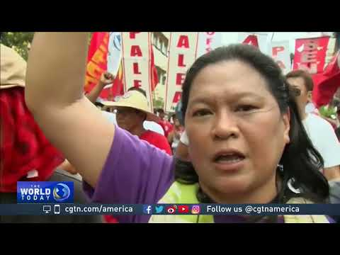 Peace and protests: May Day marches around the globe voice worker concerns