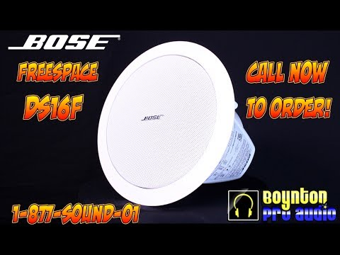 Bose FreeSpace Speakers