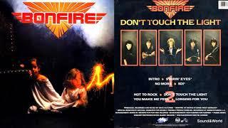 Bonfire Don T Touch The Light Vinyl LP Album 1986