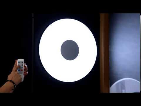 wofi leuchten sila serie 350 youtube. Black Bedroom Furniture Sets. Home Design Ideas