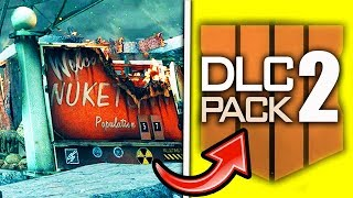 NUKETOWN ZOMBIES REMASTERED: What Would CHANGE? (Black Ops 4 Zombies DLC 2 Rumor)