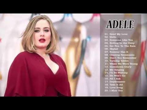 Top 30 Adele Best Songs ever - Adele Greatest Hits full album cover - the Best of Adele