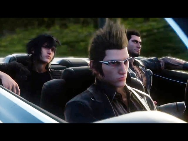 Final Fantasy XV Video 3