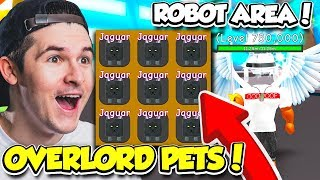 ICH GOT SO MANY OVERLORD PETS IN RPG WORLD SIMULATOR!! *BEST PET* (Roblox)