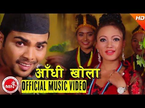 New Nepali Lok Dohori 2073 | Adhikhola Salaijo - Sharmila Gurung & Madan Pariyar | Ft.Madan & Rasmi