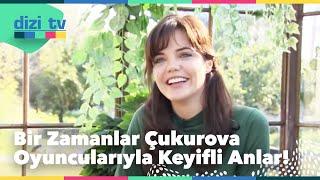 Gambar cover Bir Zamanlar Çukurova oyuncuları ile keyifli röportaj! - Dizi Tv 617. Bölüm