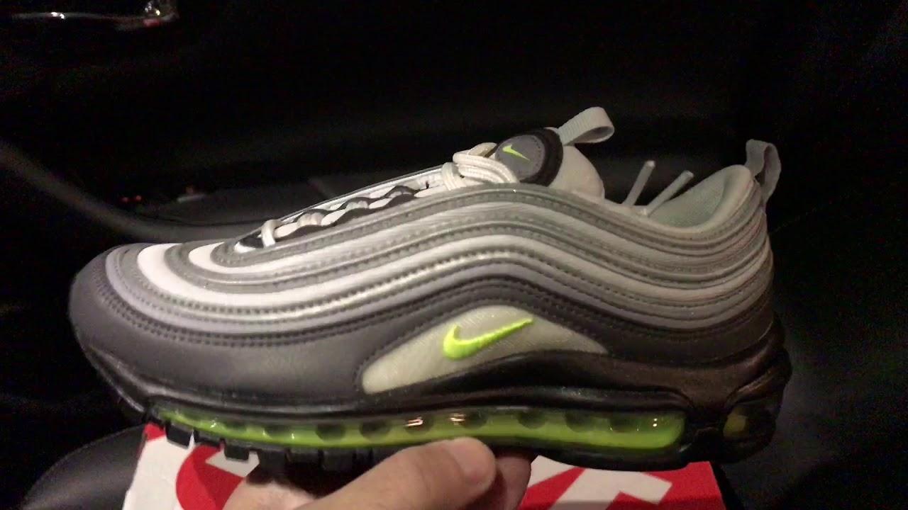 Neon 97 Femme Air sneakers Max YouTube Nike qOT1ZwH