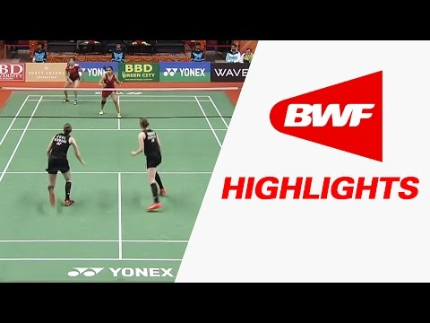 Syed Modi International Badminton C'ships 2017 | F – Highlights