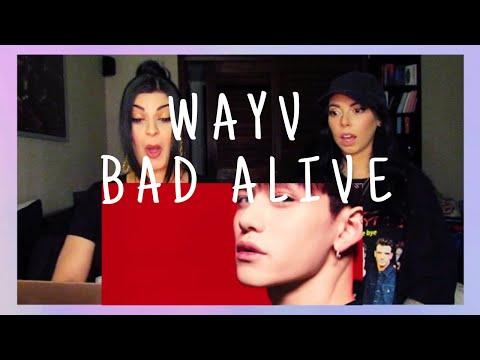 WAYV - BAD ALIVE (ENGLISH VER.) M/V | REACTION