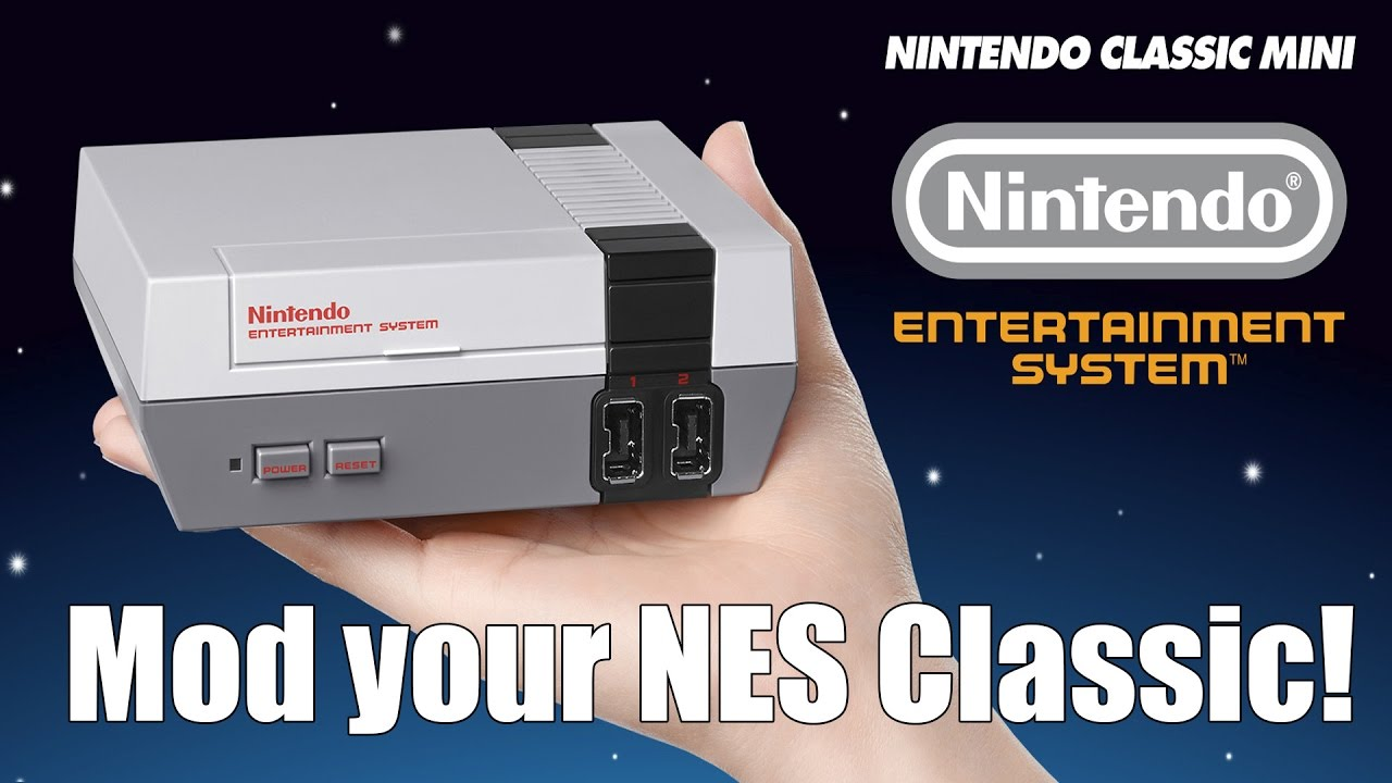 How to add new games to the NES Classic Edition – BGR