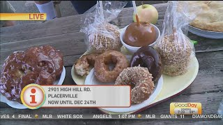 Apple Hill Fall Season Opening