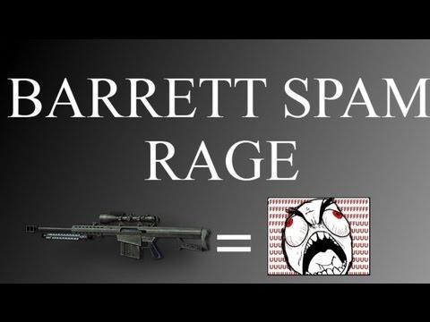 MW3 - Barrett
