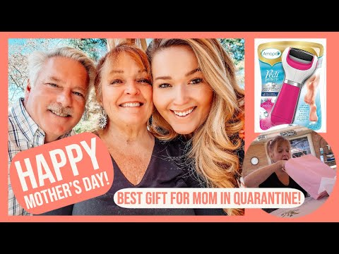 VLOG // Mother's Day 2020 + Best Gift for Mom in Quarantine!