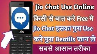 Jio Phone me JioChat Use/Jio Phone New update/HD Video Calling/JioChat download screenshot 4