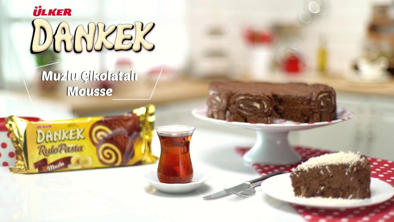 Dankekli Muzlu Çikolatalı Baton Pasta 17