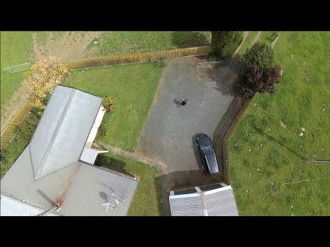 Quadcopter Follow-me Howto (arduino + Cleanflight INav)
