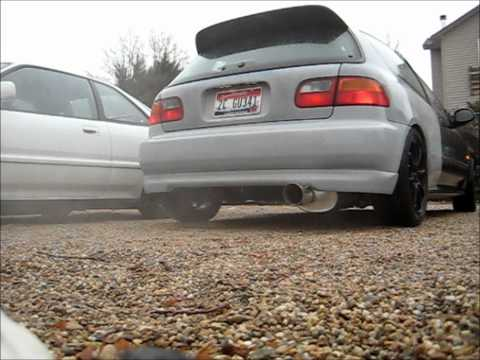 94-01 Yonaka Catback Exhaust Review | Team Integra Forums