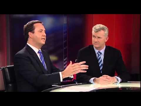 Lateline with Steve Ciobo and Tony Bourke