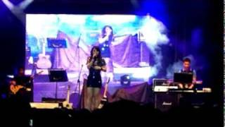 sabrina sings 5 songs medley (live at Kampoeng Jazz 2011 FH UNPAD, Indonesia)