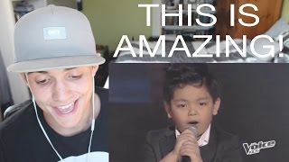 "The Voice Kids Philippines ""Don't Stop Believing"" by Nathan REACTION"