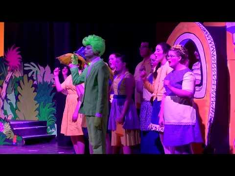 Windsor High School's Seussical the Musical